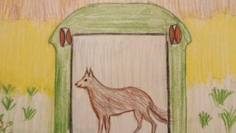 Puzlle - O psie, który jeździł koleją