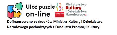 Logo - Układanie puzzli on-line