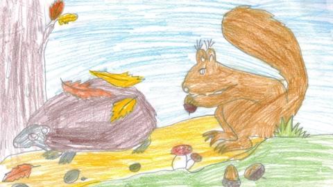 Puzlle - Leśne opowieści