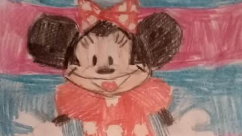 Puzlle - Myszka Miki 2